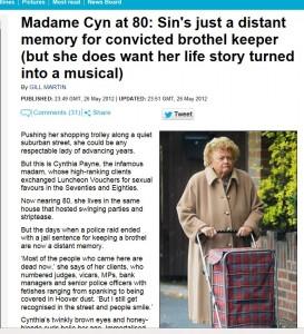 Madame cyn