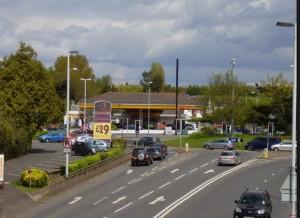 topsham roundabout