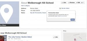 Wolborough hill school